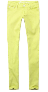 Neon Hermosa Supper Skinny Jeans $39,50