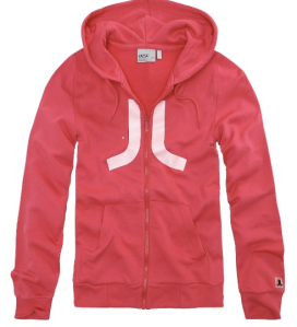 WESC Icon Pink Hoodie $59.50